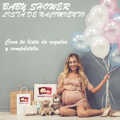 crear una lista de nacimirnto o baby shower